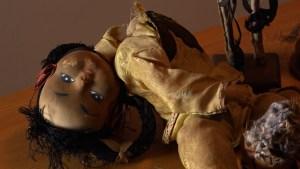בובה מאוסף הבובות של אבא