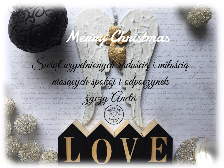 ŻYCZENIA ŚWIĄTECZNE-MERRY CHRISTMAS