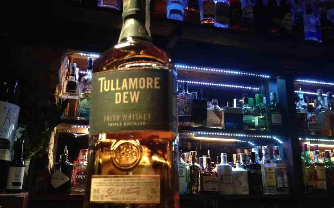Tullamore Dew: Irish Whiskey