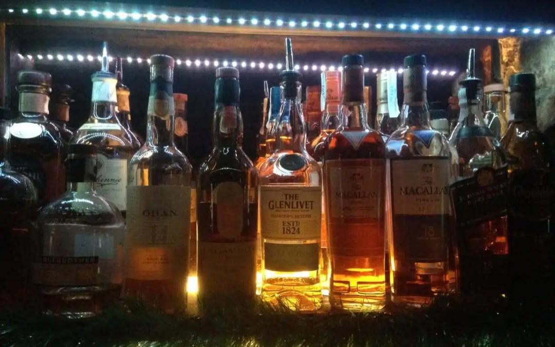 Los mas grandes whisky's de Malta de L'A