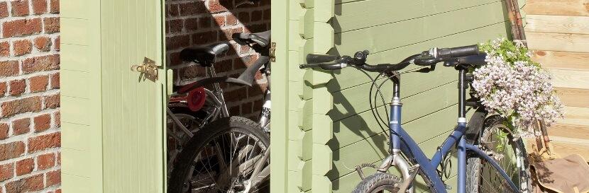 Abri à vélo