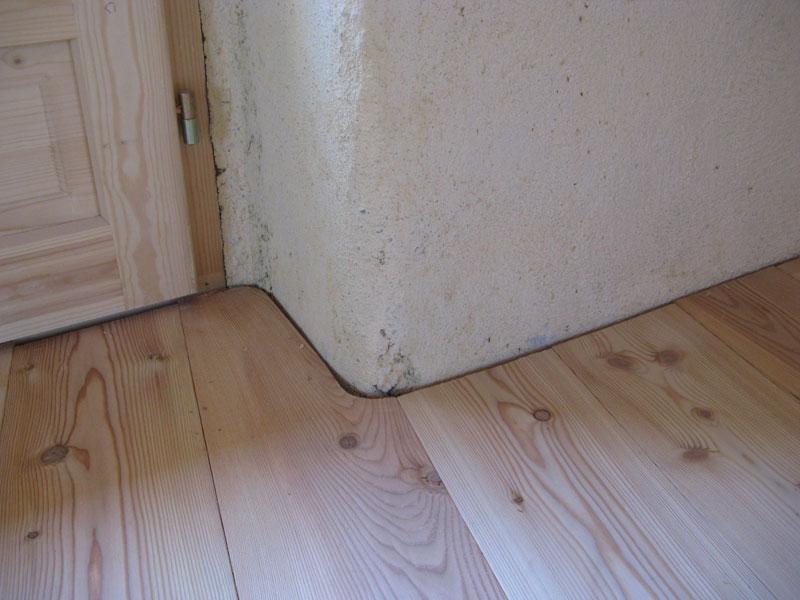 détail mur ossature bois