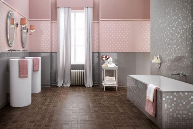 tendance faïence salle de bains