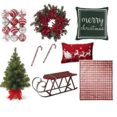 Gorgeous Traditional Christmas Decorations from Wayfair