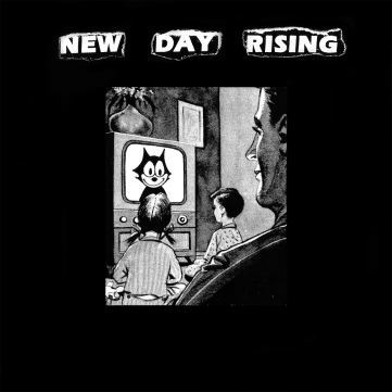 "UR-666 - New Day Rising double 7"" (1996)"