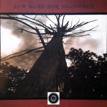 "One Eyed God Prophecy 12"" LP, first pressing on The Great American Steak Religion, 1996"