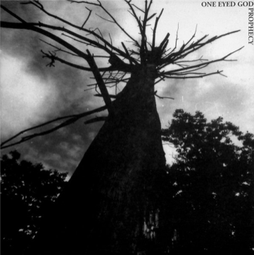 """One Eyed God Prophecy 12"""" LP, second pressing on The Great American Steak Religion, 1997"""