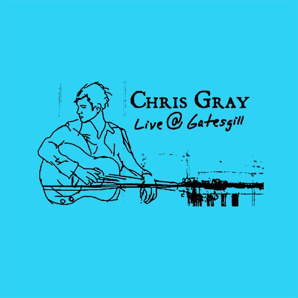 "Chris Gray, ""Live @ Gatesgill"". Re-Define Records, August 5th 2002."