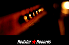 Redstar Records logo, 2001