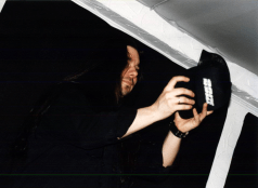 Breaking Violet's promotional photoshoot on May 14th 1996. Inside of H.Q. Studio. Photos courtesy of Paolo Gattola.