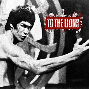 To the Lions' demo, Bruce Lee artwork, December 2005