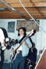 Unmarked circa September 1987. Robert Kourie's arm and Stephane Fania on the right.