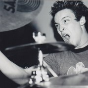 Adam Veselisin when Ellington performed at the Lions Club Hall in 2001.. Photo courtesy of Ryan Hook