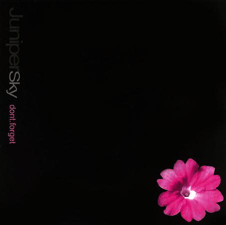 TBM006 Juniper Sky – dont.forget CD 2006