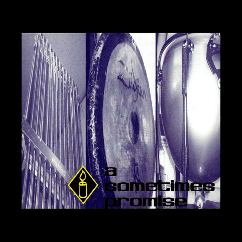A Sometimes Promise discography CD, September 1998