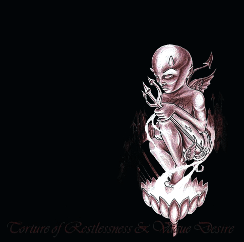 """cg.1 Wrench """"Torture of Restlessness and Vague Desire"""" CD, December 1998"""