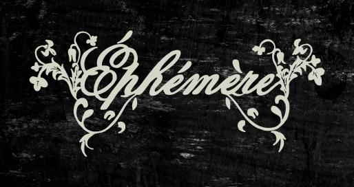 Éphémère