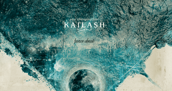 "Kailash ""Past Changing Fast: Faster Ahead"" LP. Released March 14th 2012 on Abridged Pause Recordings (APR5)."