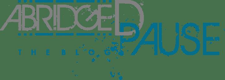 Abridged Pause Blog Logo 2019