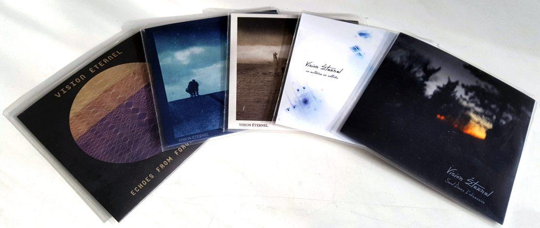 Vision Eternel Compact Disc Bundle