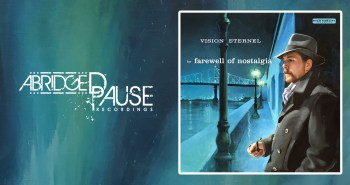 Vision Eternel's For Farewell Of Nostalgia Extended Play Scheduled For Release
