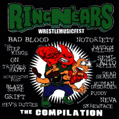 """""""Ring N' Ears"""" compilation, RingN'Ears Records, July 10th 1999"""
