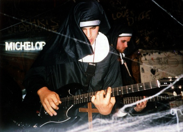 Bird of Ill Omen live on Halloween 1997