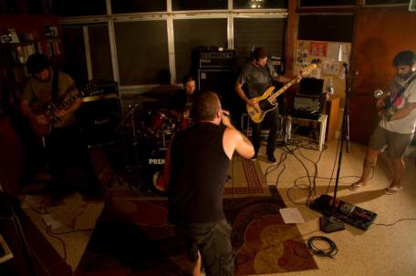 Bird of Ill Omen practicing for the second time in fourteen years on September 14th 2012