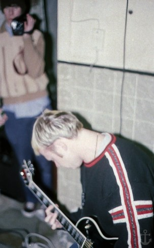 Dead Season at 2805 Maumee Ave, Fort Wayne, Indiana. March 13th 1999. Photos courtesy of Jeremy Jacobs.