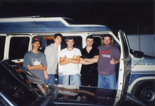 Bird of Ill Omen and New Day Rising in Gainesville, Florida, 1997