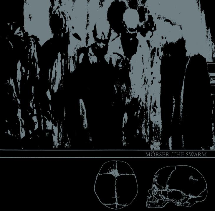 "The Swarm aka Knee Deep in the Dead / Mörser split 7"". Spiritfall Records / Per Koro Records, late September / early October 1998."