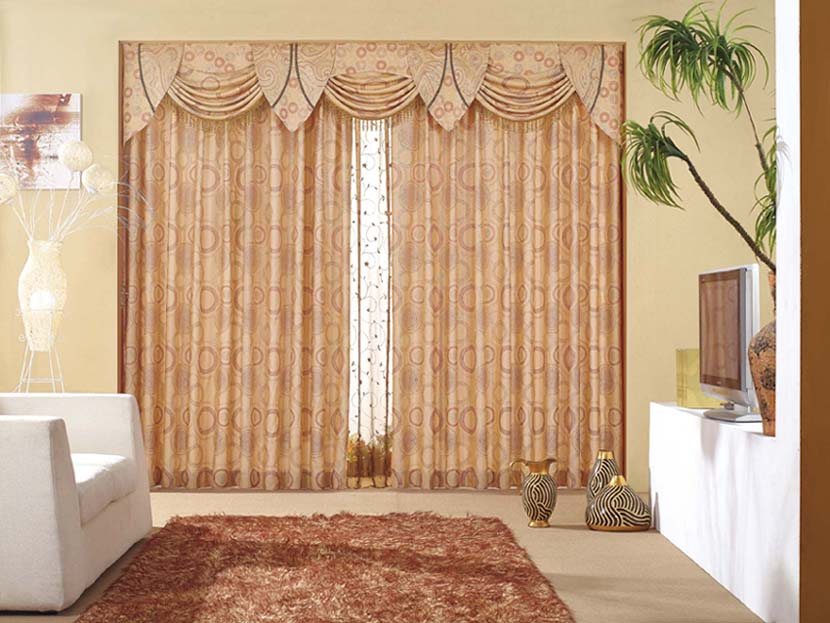 window curtains design with a more