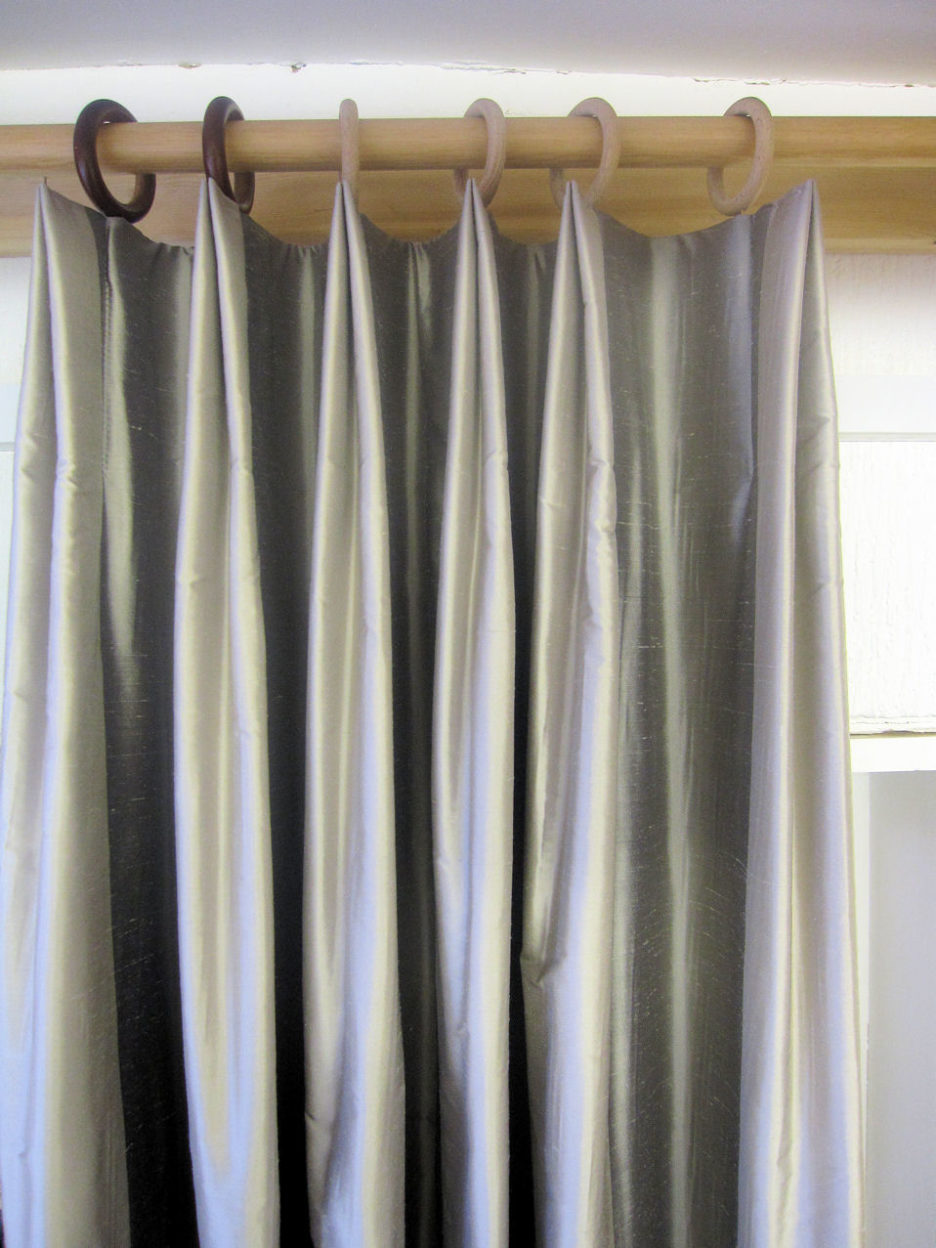 french pleat curtains diy pinch pleat