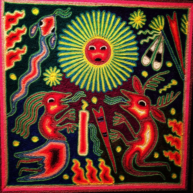 oaxaca embroidery art