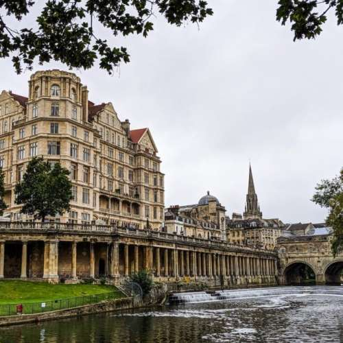 Day Trip to Bath from London | An Easy London Day Trip