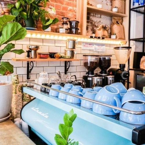 Upper East Side Coffee Shops | TOP 5