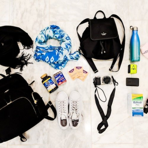 travel must haves - packing essentials