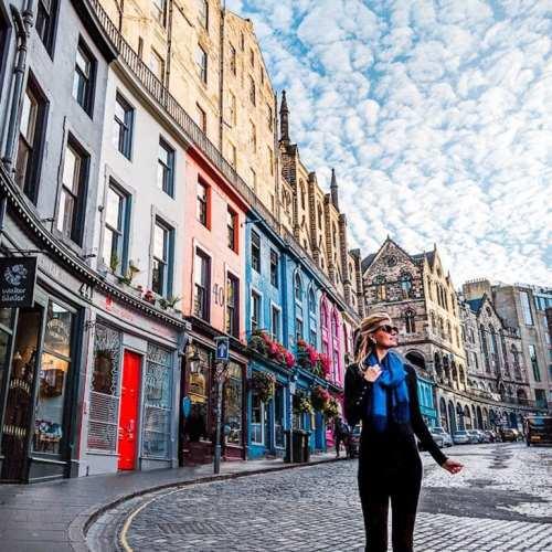 One Day in Edinburgh – MUST Visit Edinburgh Sights