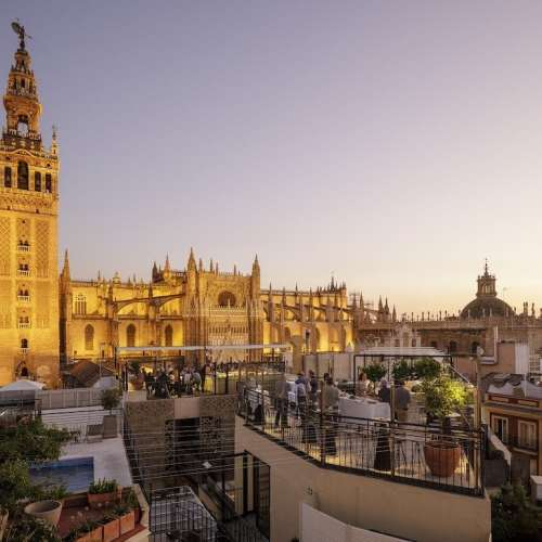 Best Rooftop Bars in Seville for Incredible Views | TOP 5