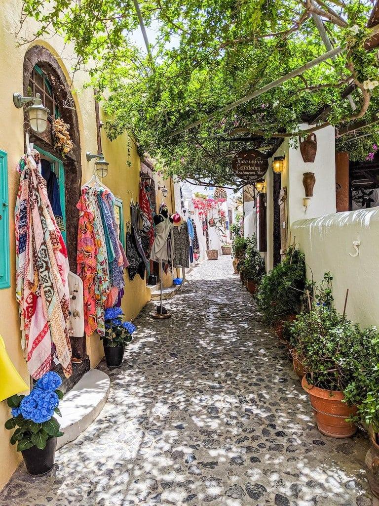 Santorini blog