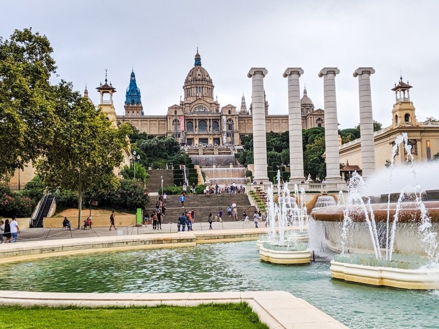 beautiful places in spain