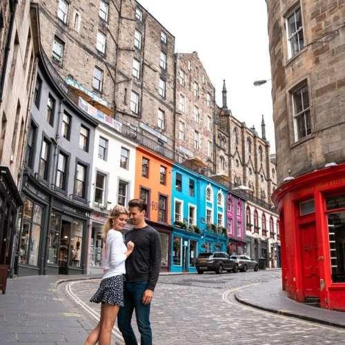 Best Photo and Instagram Spots in Edinburgh | TOP 5