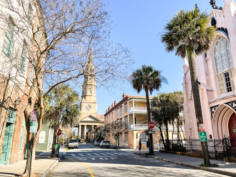 best time of year to visit charleston