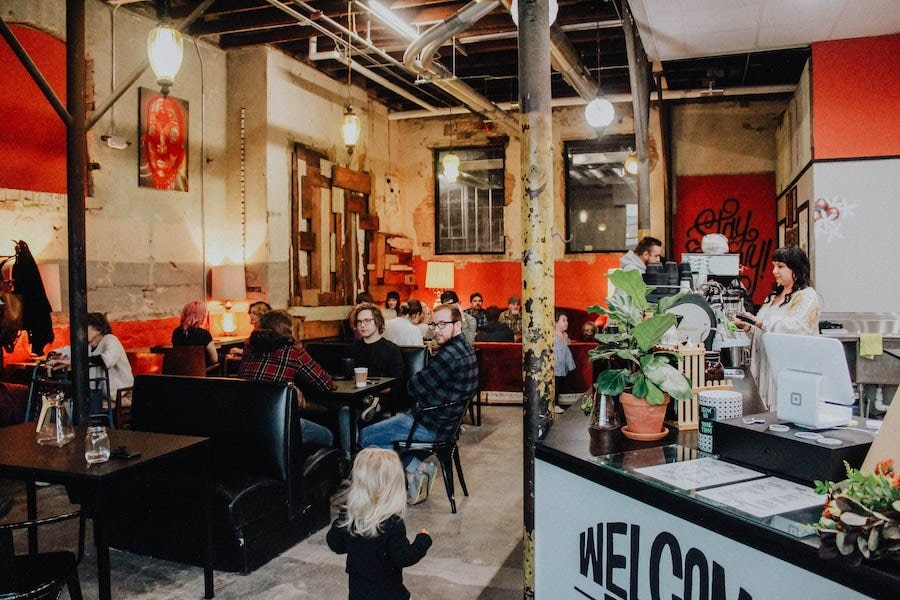 coffee shops in fort worth