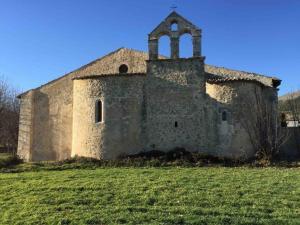 Navelli - Chiesa di Santa Maria in Cerulis (XI sec.)