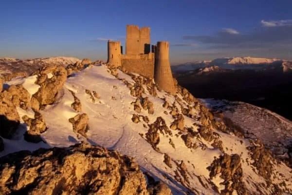 Calascio (AQ), la Rocca medievale