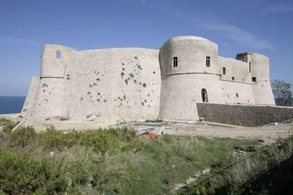 Ortona (Ch), il castello Aragonese dopo i restauri