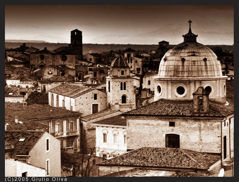 LANCIANO AND SEPTEMBER FESTIVALS