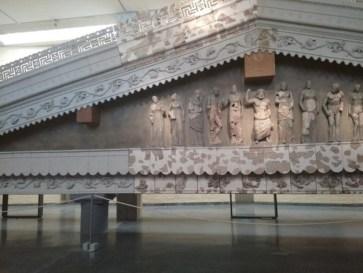 Riaperti a Chieti i musei archeologici nazionali Villa Frigerj e La Civitella