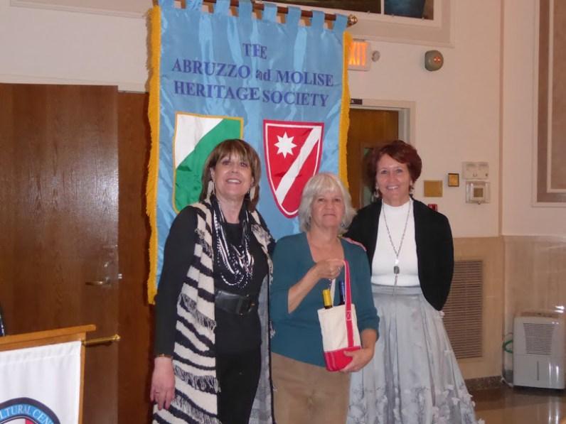 April 2017 General Society Meeting